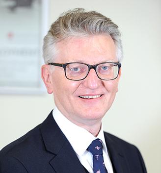 David Heath Ringrose Law portrait