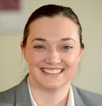 Lauren Kerse Ringrose Law portrait