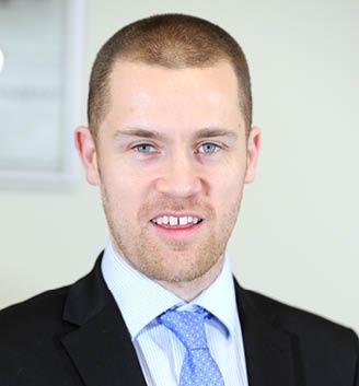 Ryan Clarke Ringrose Law portrait